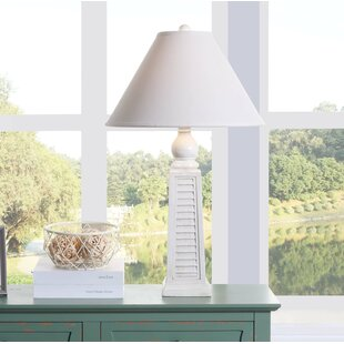 Coupon Dexter 31 Table Lamp (Set of 2) By Beachcrest Home