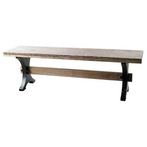 Galloway Wood Bench by Gracie Oaks