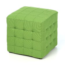 Gorby Cube Ottoman by Mercury Row