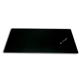 Order 1000 Series Classic Leather Desk Mat without Rail by Dacasso
