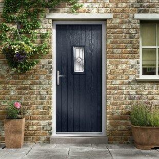 White External Front Door | Wayfair.co.uk