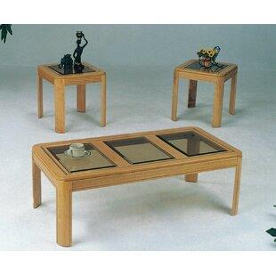 Egan 3 Piece Coffee Table Set Winston Porter Fresh