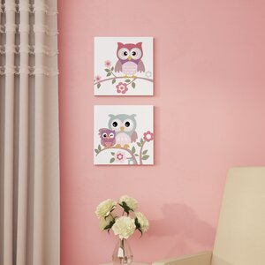 Loraine Wall Plaque (Set of 2) by Viv + Rae