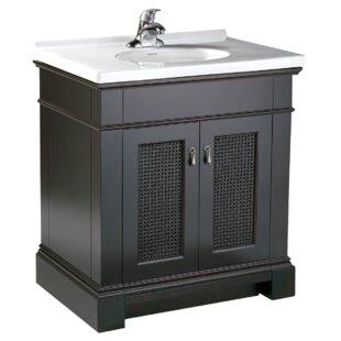 Inexpensive Portsmouth 30 Single Bathroom Vanity Set ByAmerican Standard