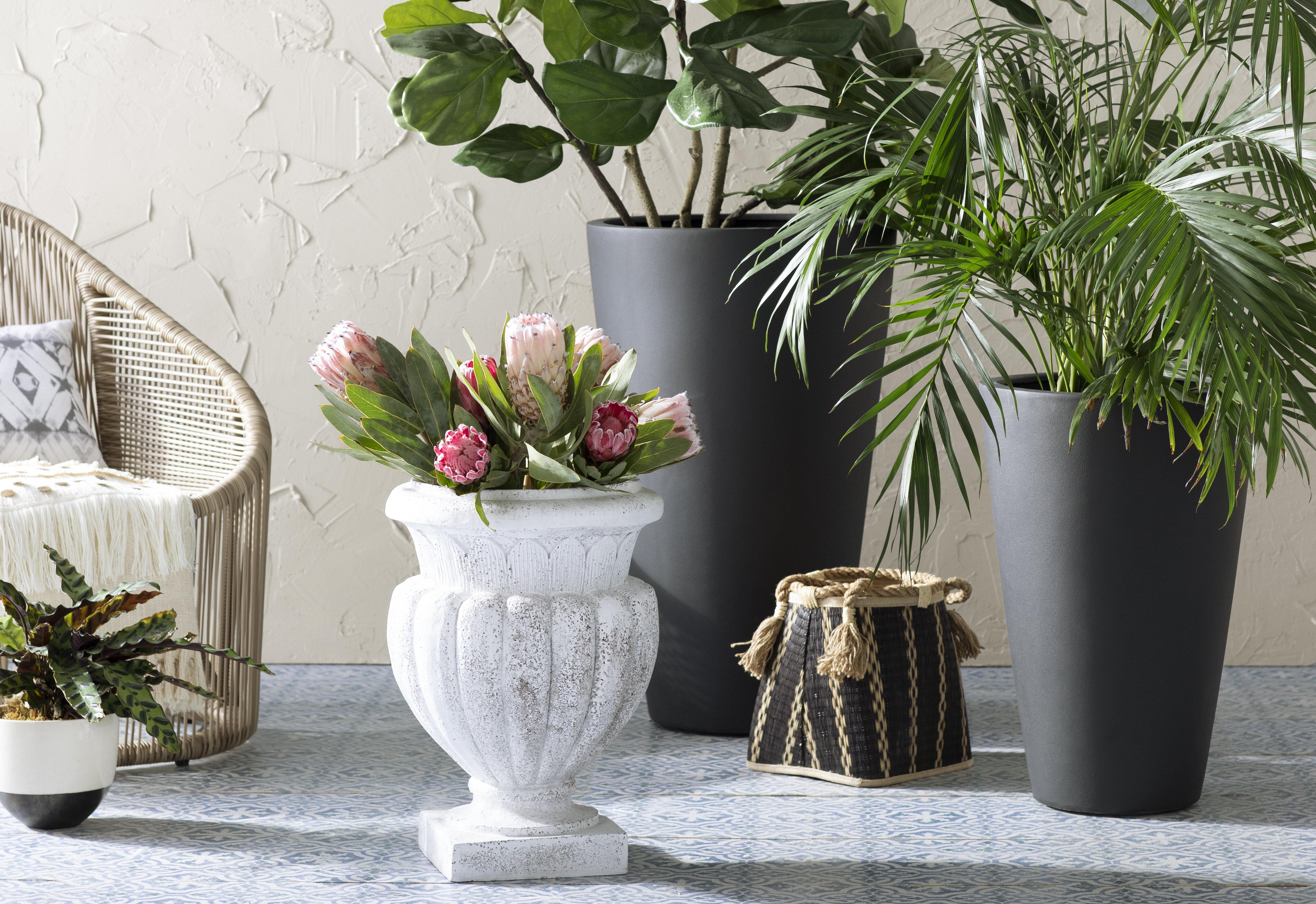 planter urns