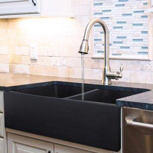 save nantucket sinks - Double Farmhouse Sink