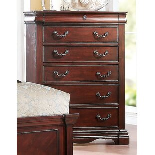 Manuel 6 Drawer Chest by Astoria Grand
