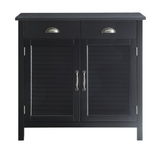 Dobson Wood 2 Door Accent Cabinet