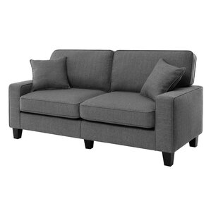 Trent Austin Design Georgetown 73 Track Arm Loveseat