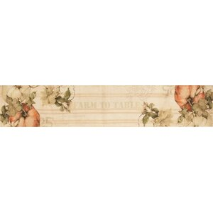Pumpkins Farm to Table Runner