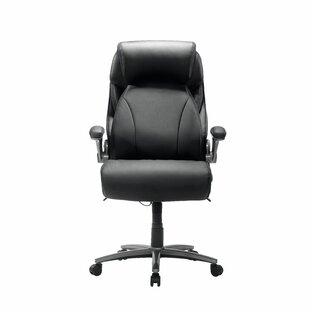 Isberga Big & Tall High-Back Executive Chair by Latitude Run