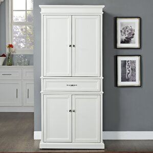 Garlock Kitchen Pantry by Alcott Hill