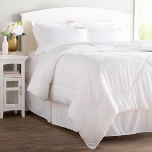 wayfair basics 8 piece bed in a bag set