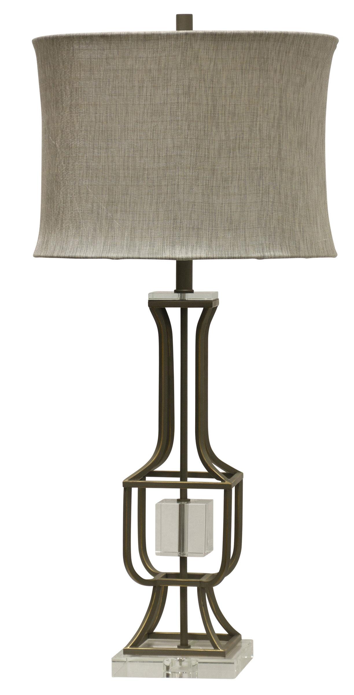 Gracie Oaks Claribel 36 5 Table Lamp Wayfair