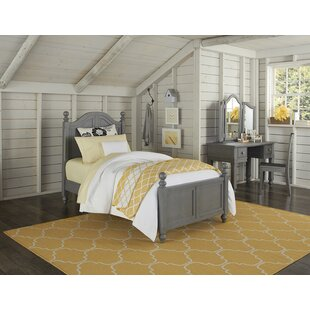 Reviews Javin Arch Twin Panel Bed ByHarriet Bee