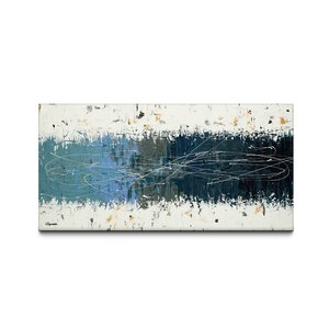Taking Chances by Carmen Guedez Painting Print on Canvas by Artefx Decor