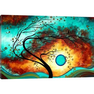 'Family Joy' by Megan Duncanson Graphic Art Print by World Menagerie