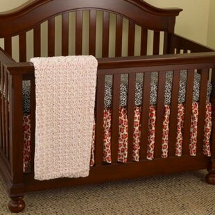 Find the perfect Here Kitty Kitty 3 Piece Crib Bedding Set By Cotton Tale