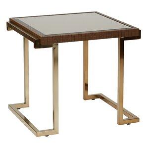Ganya End Table by Willa Arlo Interiors