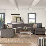 Awesome Farmhouse Rustic Sectionals Birch Lane Pabps2019 Chair Design Images Pabps2019Com