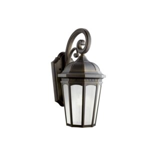 Affordable Flinders 1-Light Outdoor Wall Lantern By Darby Home Co