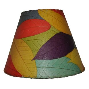 Read Reviews 16 Cocoa Leaf Empire Lamp Shade By Eangee Home Design