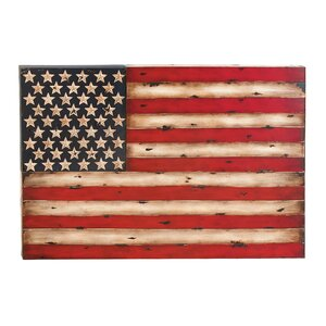 Patriot Wall Décor by Cole & Grey