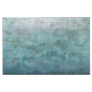 'Modern' Painting on Canvas by Rosecliff Heights