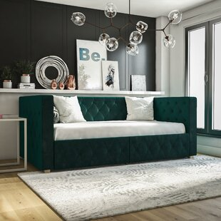 Charlotte Daybed with Storage by CosmoLiving Cosmopolitan