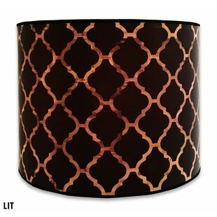 Best Price Modern Trendy 10 Paper Drum Lamp Shade By Brayden Studio