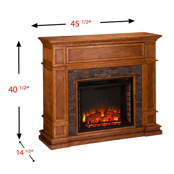 Tellez Electric Fireplace