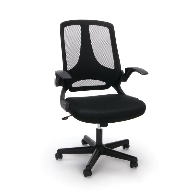 Pick The Best Flip Arm Mesh Office Chair By Symple Stuff