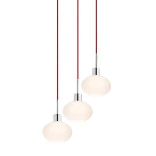 Triplett 3-Light Pendant ByOrren Ellis