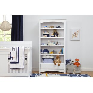 Reviews Javin Standard Bookcase By Harriet Bee