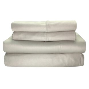 Shop Millsboro 300 Thread Count 100% Cotton Sheet Set By Alcott Hill