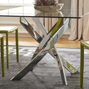 Skyler Dining Table by Wade Logan