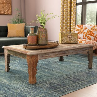 Marvale Coffee Table Bungalow Rose