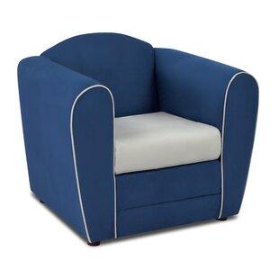Teen in a chair