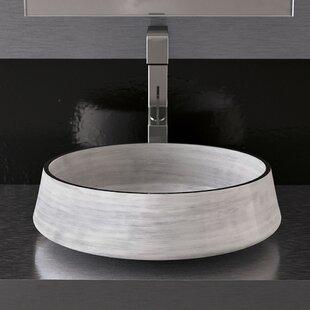 Searching for Aida Metal Circular Vessel Bathroom Sink ByMaestro Bath