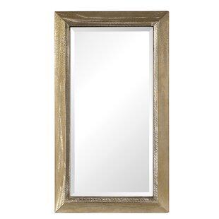 Charlton Home Helen Metallic Accent Mirror