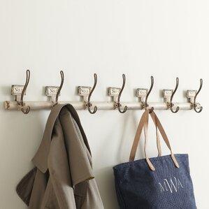 Purse Wall Hanger wall mounted coat racks & hooks you'll love | wayfair