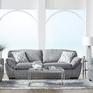 Townsell 3 Piece Living Room Set by Latitude Run®