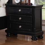Lillianna 3 Drawer Bachelor's Chest by Darby Home Co