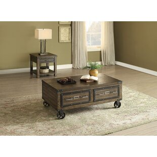 Budget Thanos 2 Piece Coffee Table Set By 17 Stories