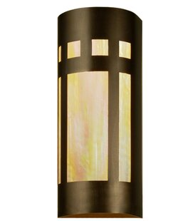 Compare & Buy 2-Light Outdoor Flush Mount By Meyda Tiffany