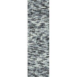 Affordable Price Huseman Black/Gray Area Rug ByBrayden Studio