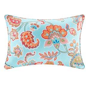 perrysburg floral 3m scotchgard outdoor lumbar pillow