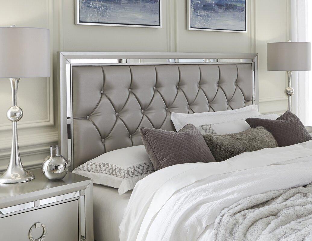 Rosdorf Park Rosaline Tufted Upholstered Panel Configurable Bedroom ...
