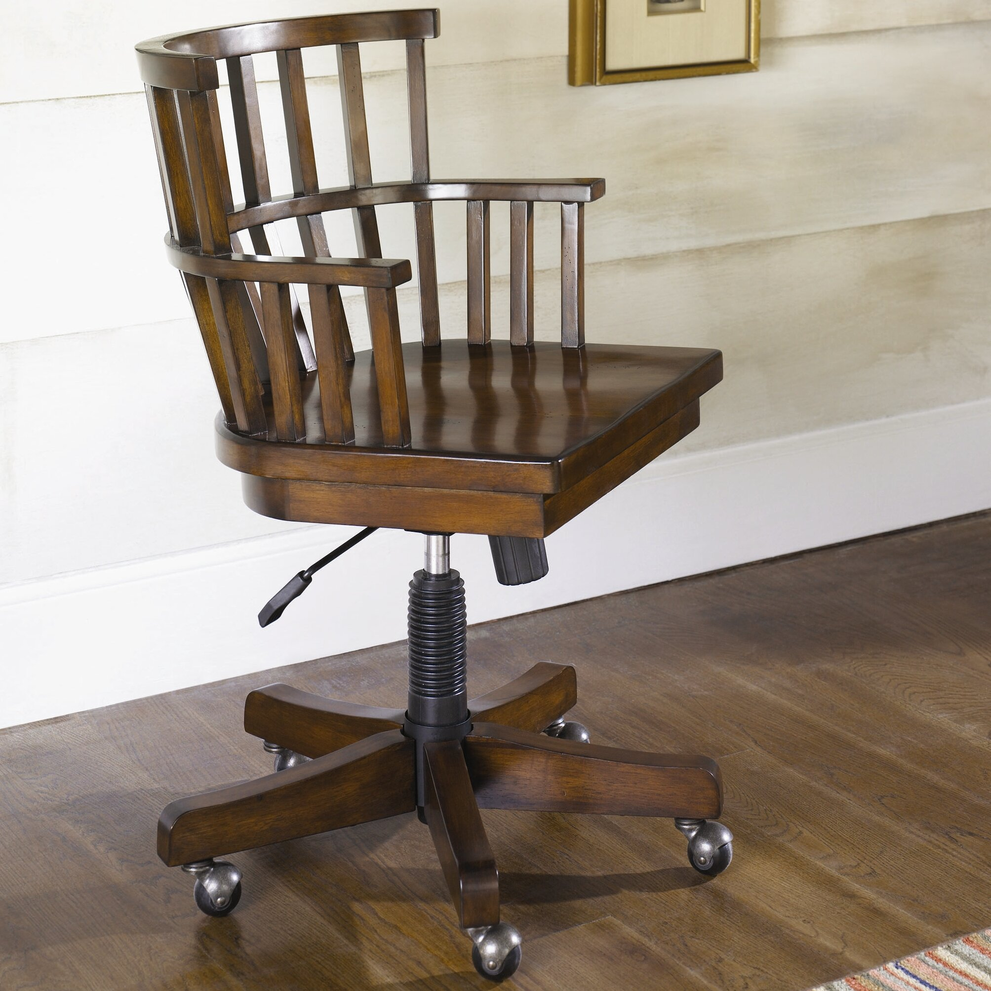 Treutlen Mid Back Bankers Chair