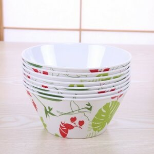 18 oz. Melamine Salad Bowl (Set of 8)